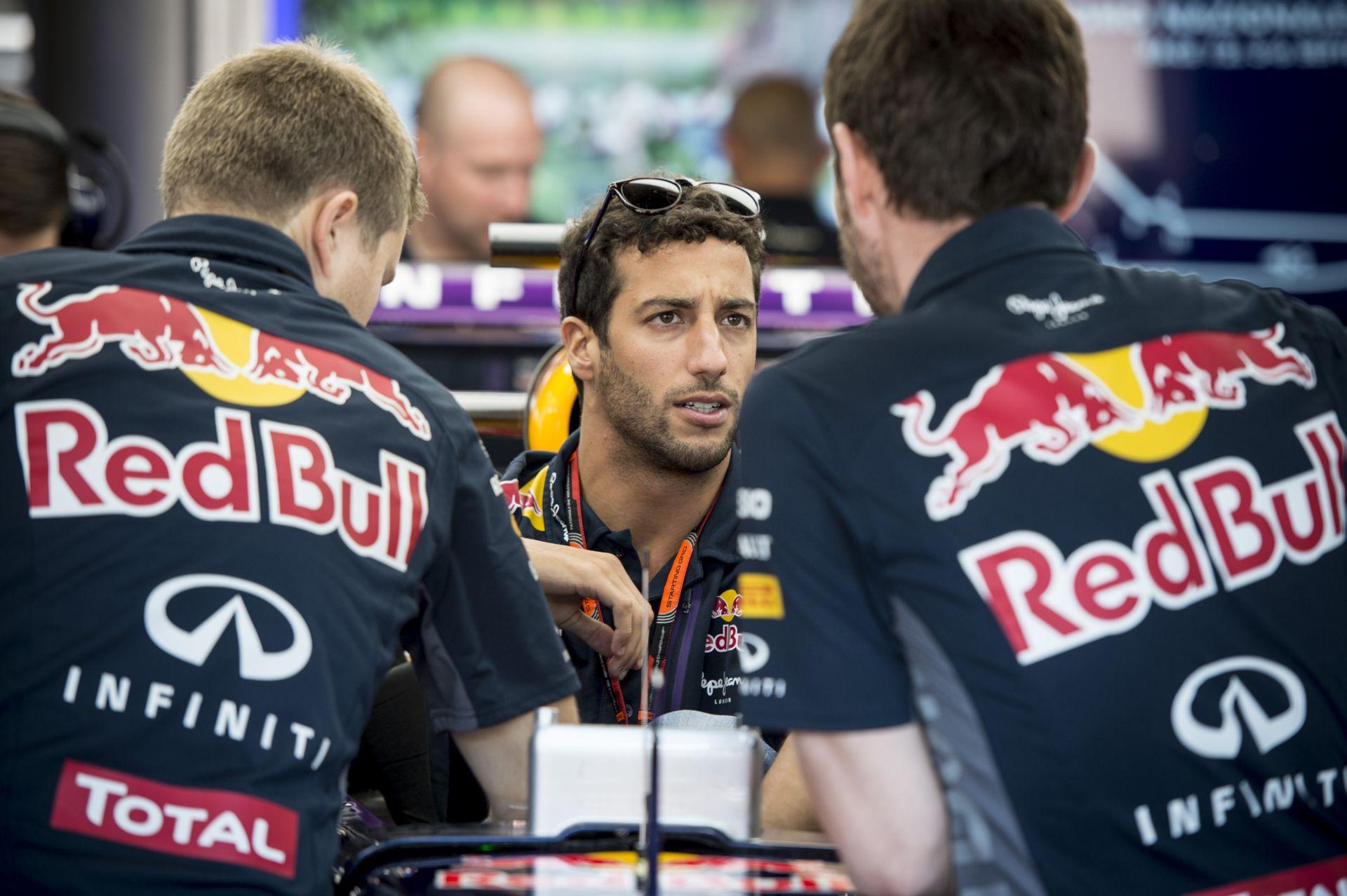 Ricciardo véleménye a Renault új erőforrásairól: Hiszem, ha látom!