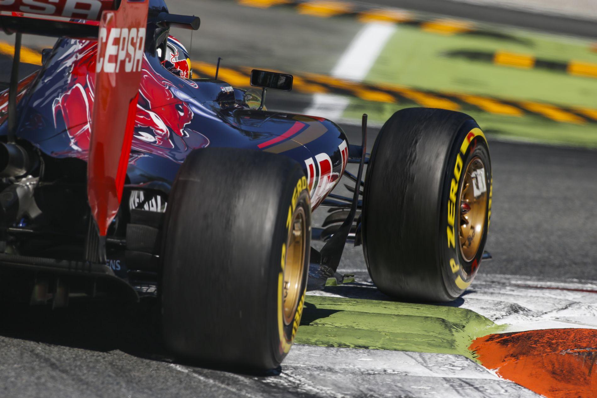 A Pirelli kijelölte a gumikat a következő három nagydíjra: Szocsiban puhult a helyzet