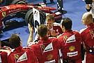 A Ferrari elnöke nagyon elégedett: Vettel igazi bajnok, Räikkönent pedig jó a dobogón látni!