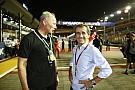 Két dolog biztos: jövőre Renault-szív dobog a Lotusban, nem Prost lesz a csapatfőnök