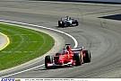 Montoya nagyon hangos száguldása Indianapolisban: Schumacher nyakán
