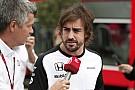 Alonso szerint a McLaren kasztnija nagyon durva, csak hát a Honda motorja…