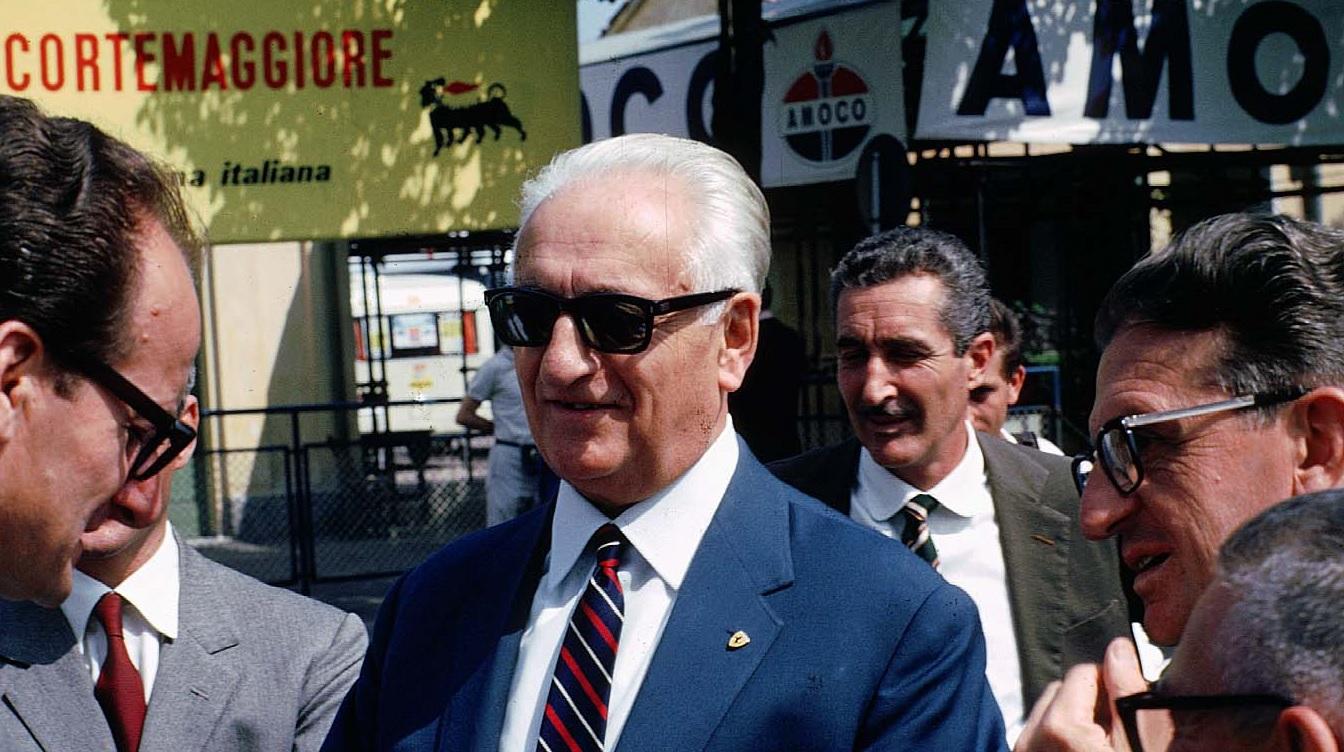 A Ferrari elnöke minden nap Enzo Ferrari örökségéből merít erőt!