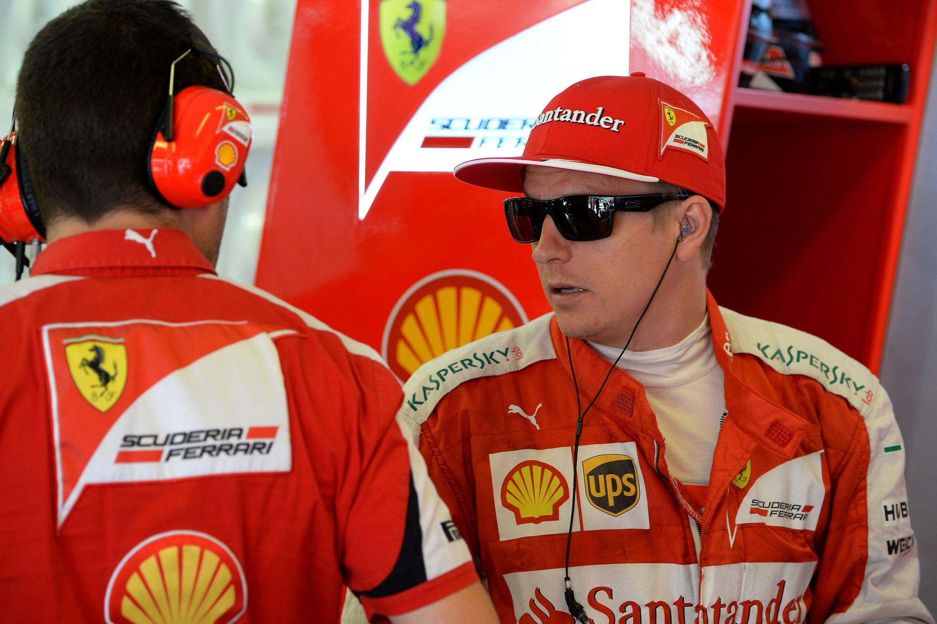 A Ferrari józan és bölcs döntést hozott, amikor új szerződést adott Raikkönennek