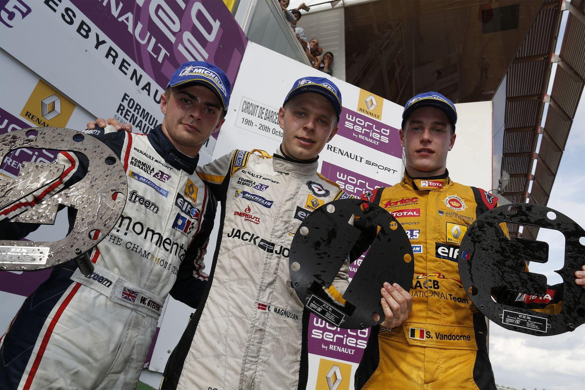 Vandoorne a McLarennél akar bemutatkozni: Jobb vagyok, mint Magnussen!