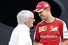Ecclestone-nak kezd elege lenni a Mercedes dominanciájából