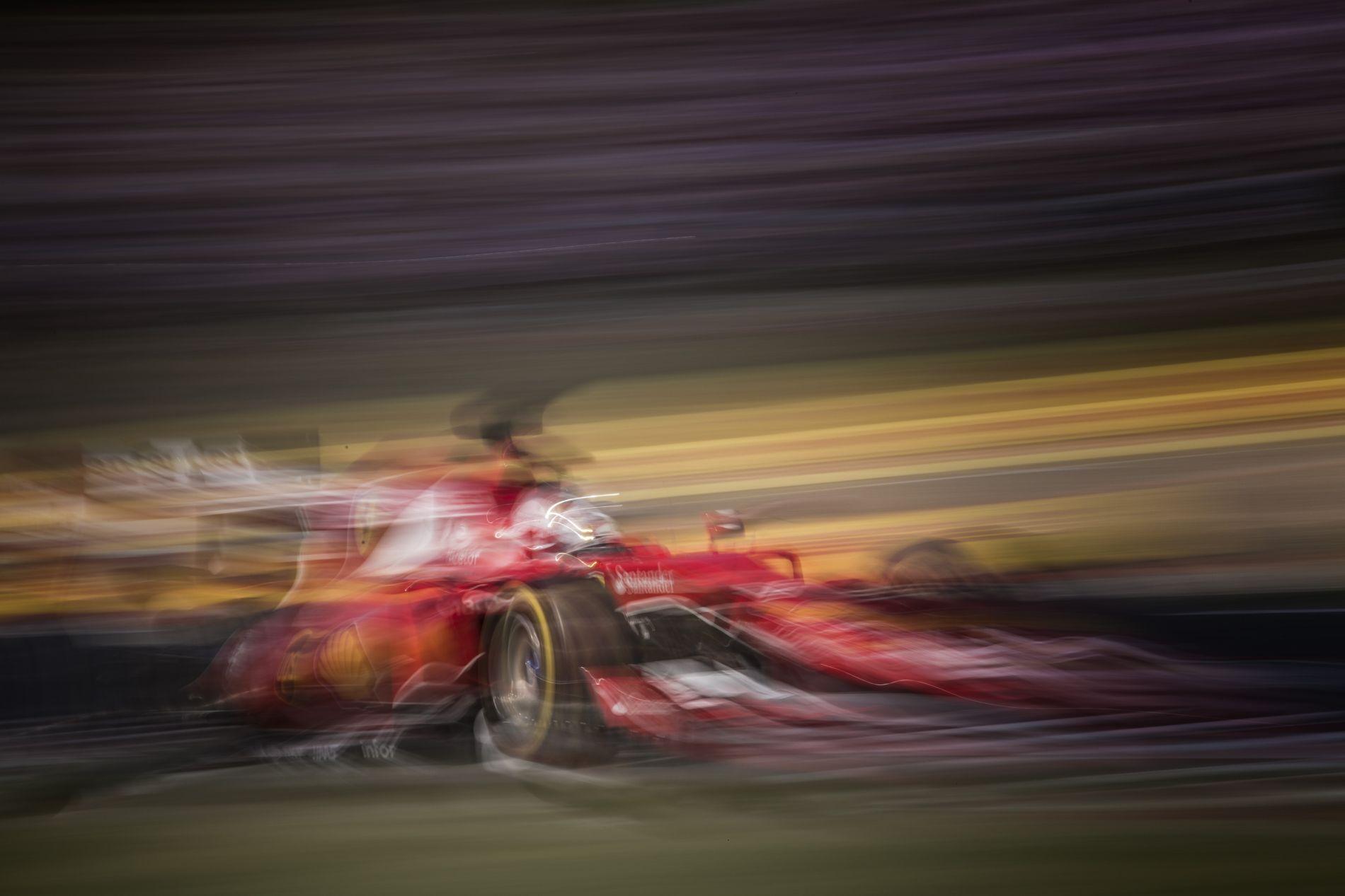 Vettel és a vezérürü szerepe a Ferrarinál: a helyzet majd magától adja