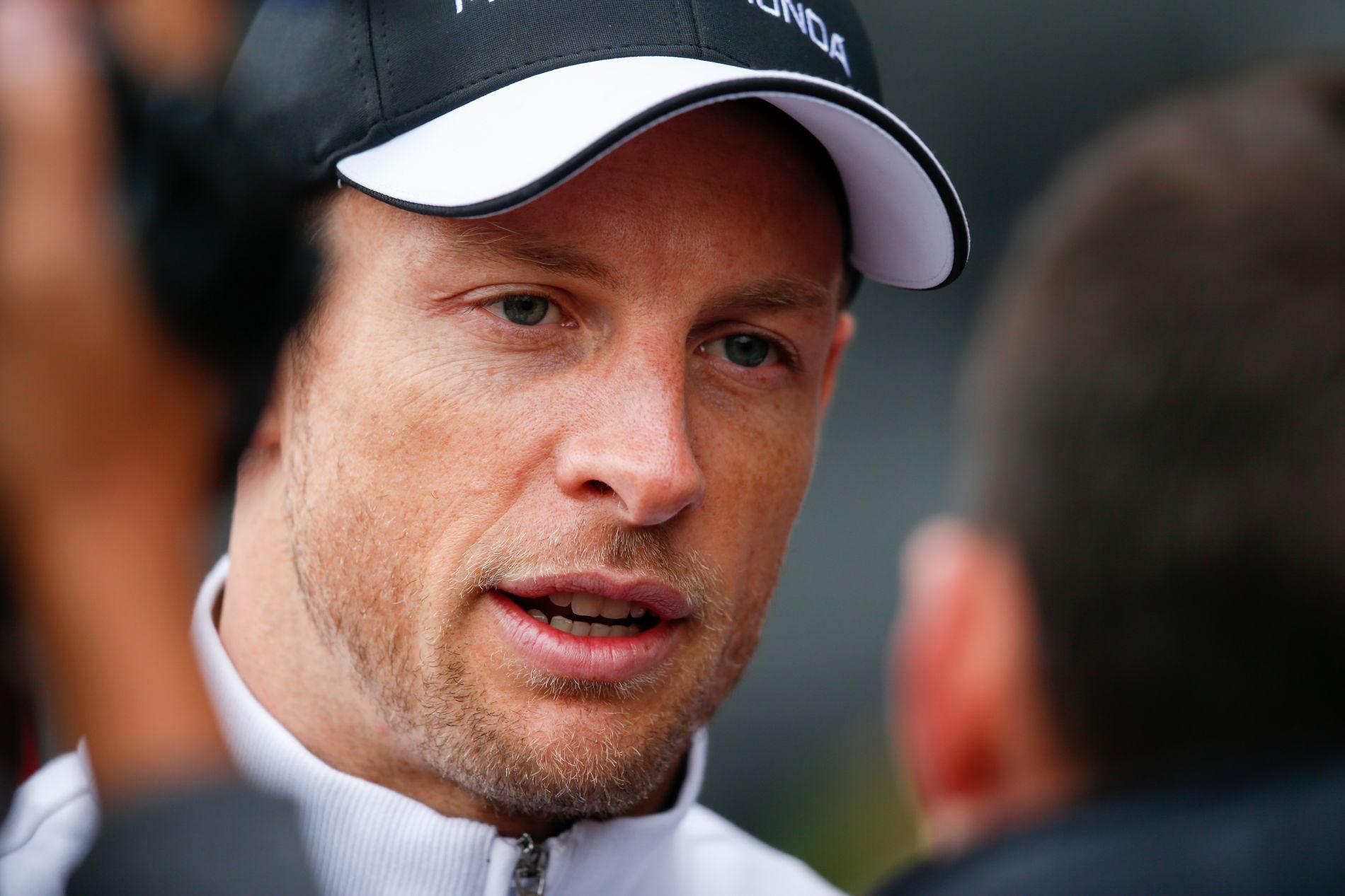 Button szerint a versenyzők teszik a Formula E-t, nem az autók