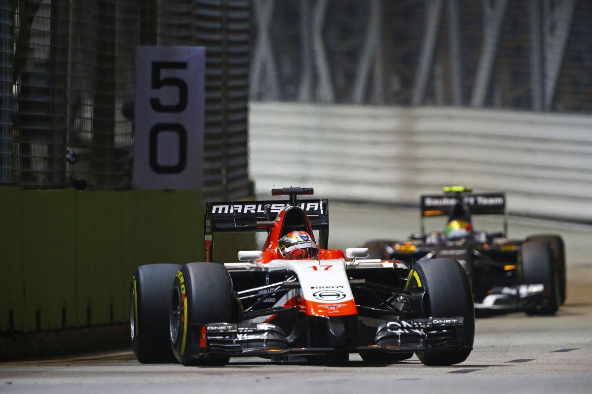 Ironikus, hogy a Marussia nem élvezheti a 40 milliós bónuszt: a Sauber már 98 millió dollárnál jár