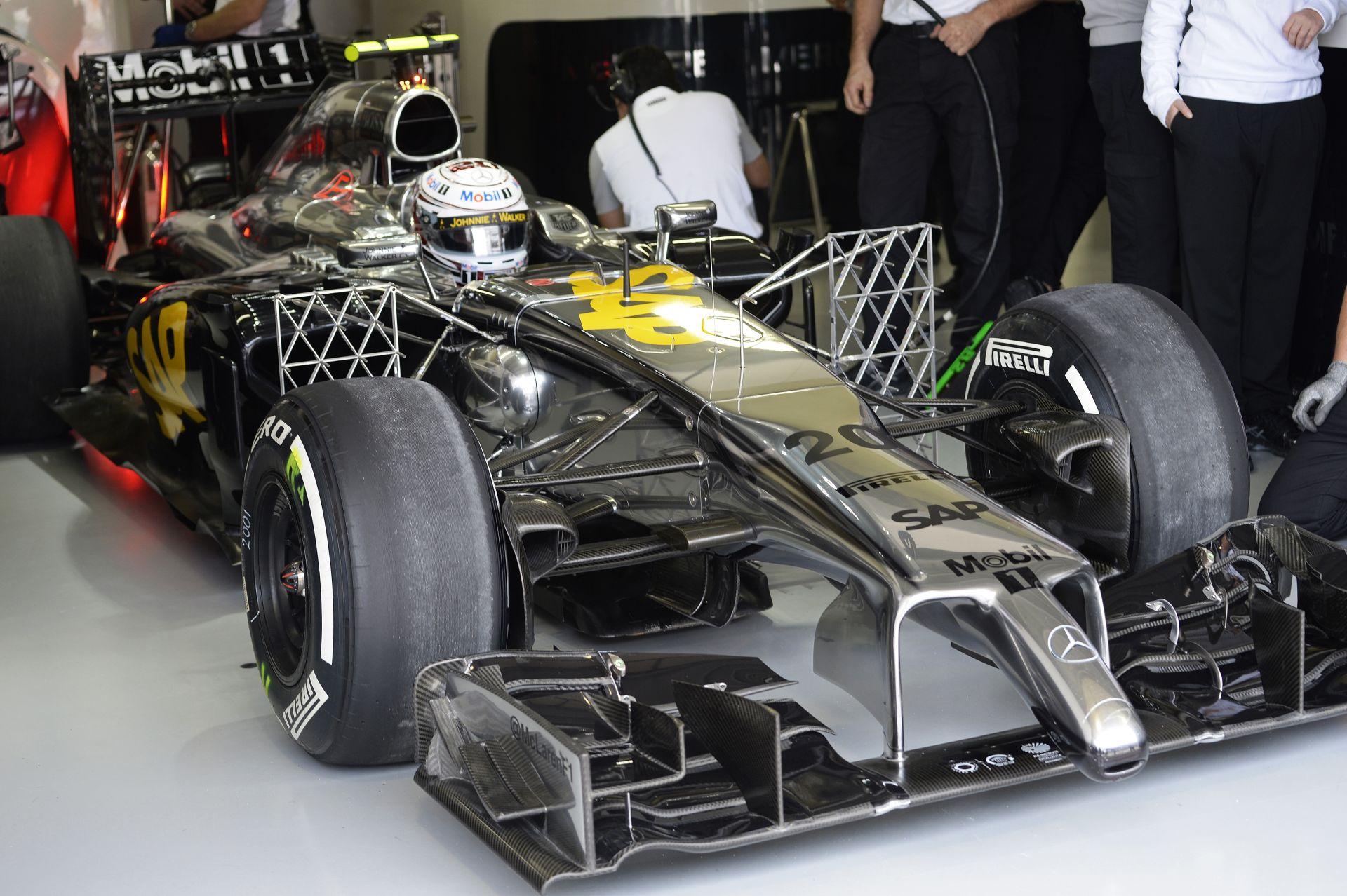 Valami egészen újjal készül a McLaren Abu Dhabira: Ez már a hibrid McLaren-Honda lesz, Mercedes motorral