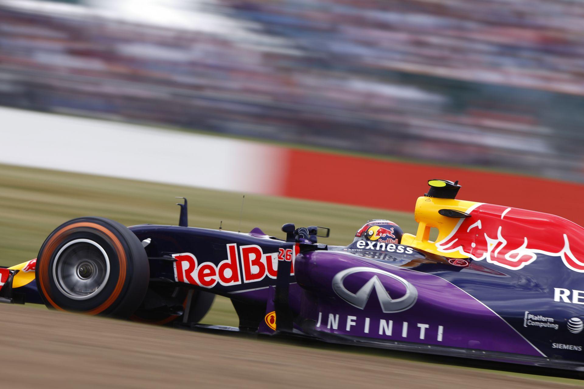 A Red Bull dobogó nélkül zárhatja a 2015-ös Forma-1-es szezont?