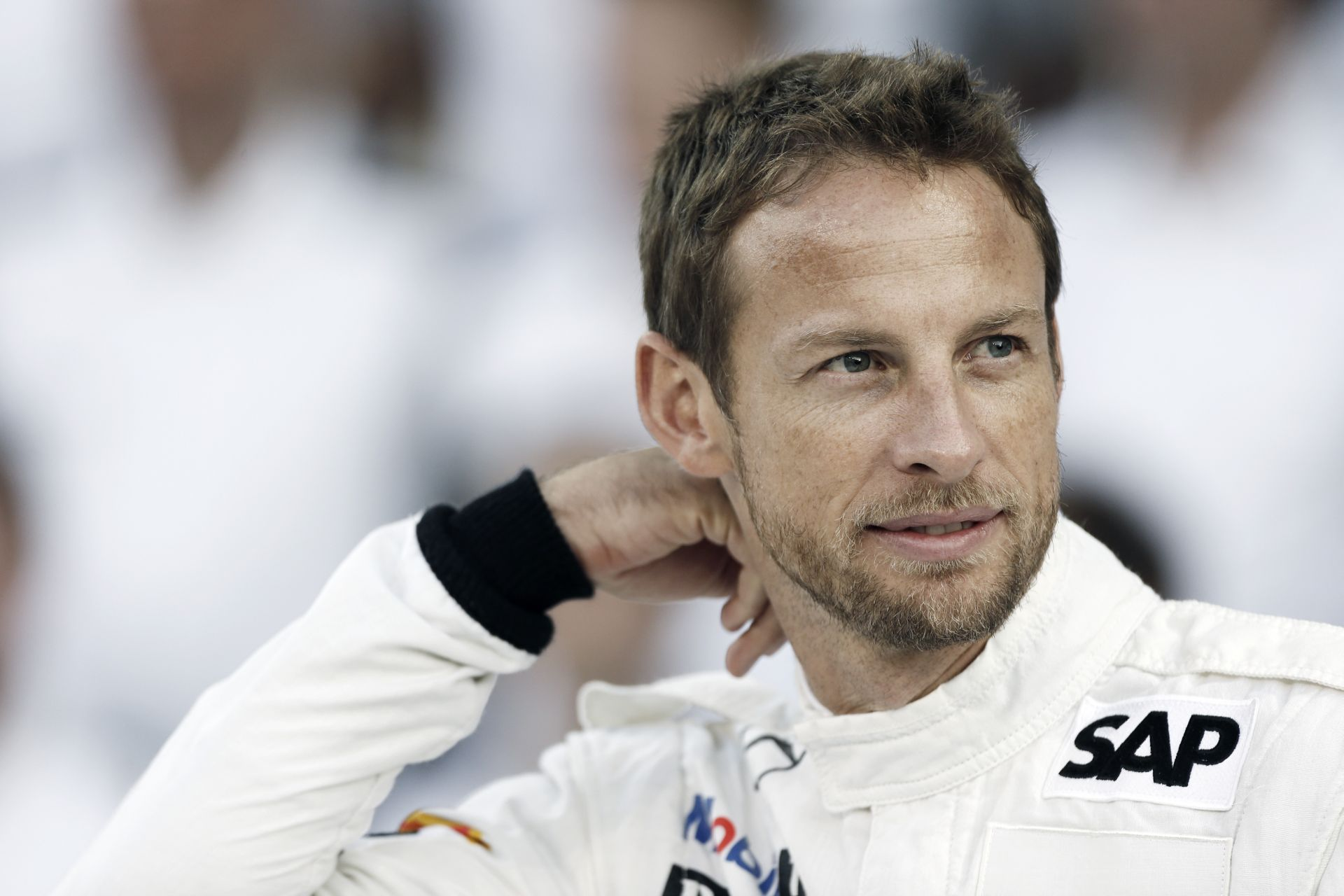Button ma inkább autószerelő volt a McLarennél, mint versenyező
