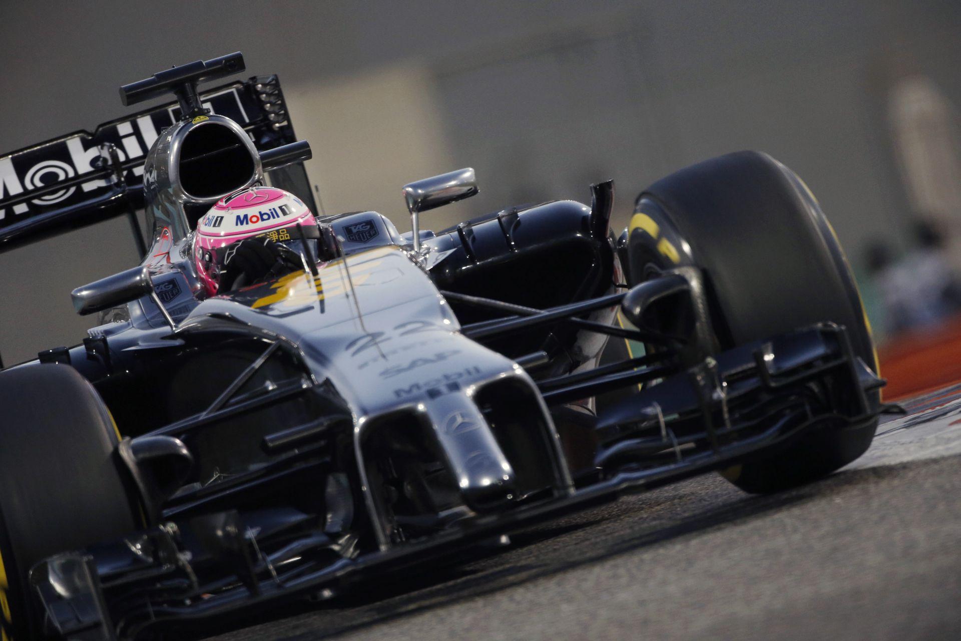 A mai lehet Jenson Button utolsó F1-es futama: 2009 F1 világbajnoka nem akar menni