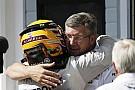 Hamilton elárulta, Brawn győzte meg arról, hogy váltson csapatot  - közös teázás otthon