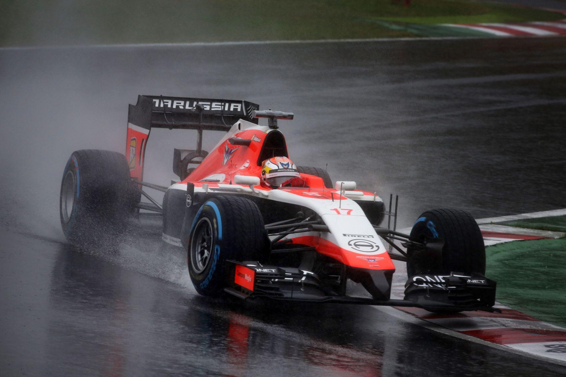 Coulthard: A veszély mindig is a Forma-1 része lesz, hiszen ettől olyan vonzó sport...
