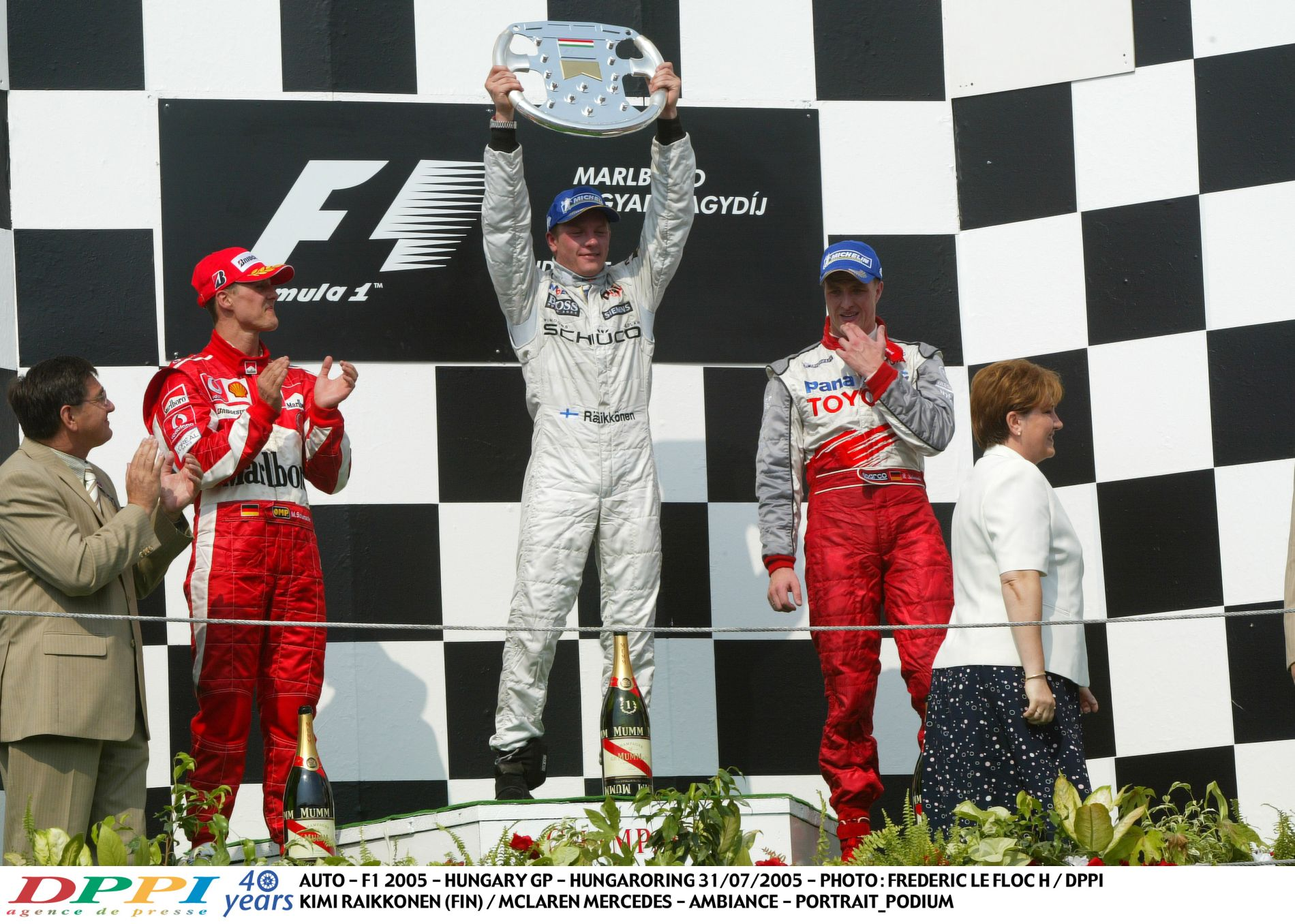 Raikkonen: azt mondják, unalmas pálya a Hungaroring, pedig volt rajta pár élvezetes futam