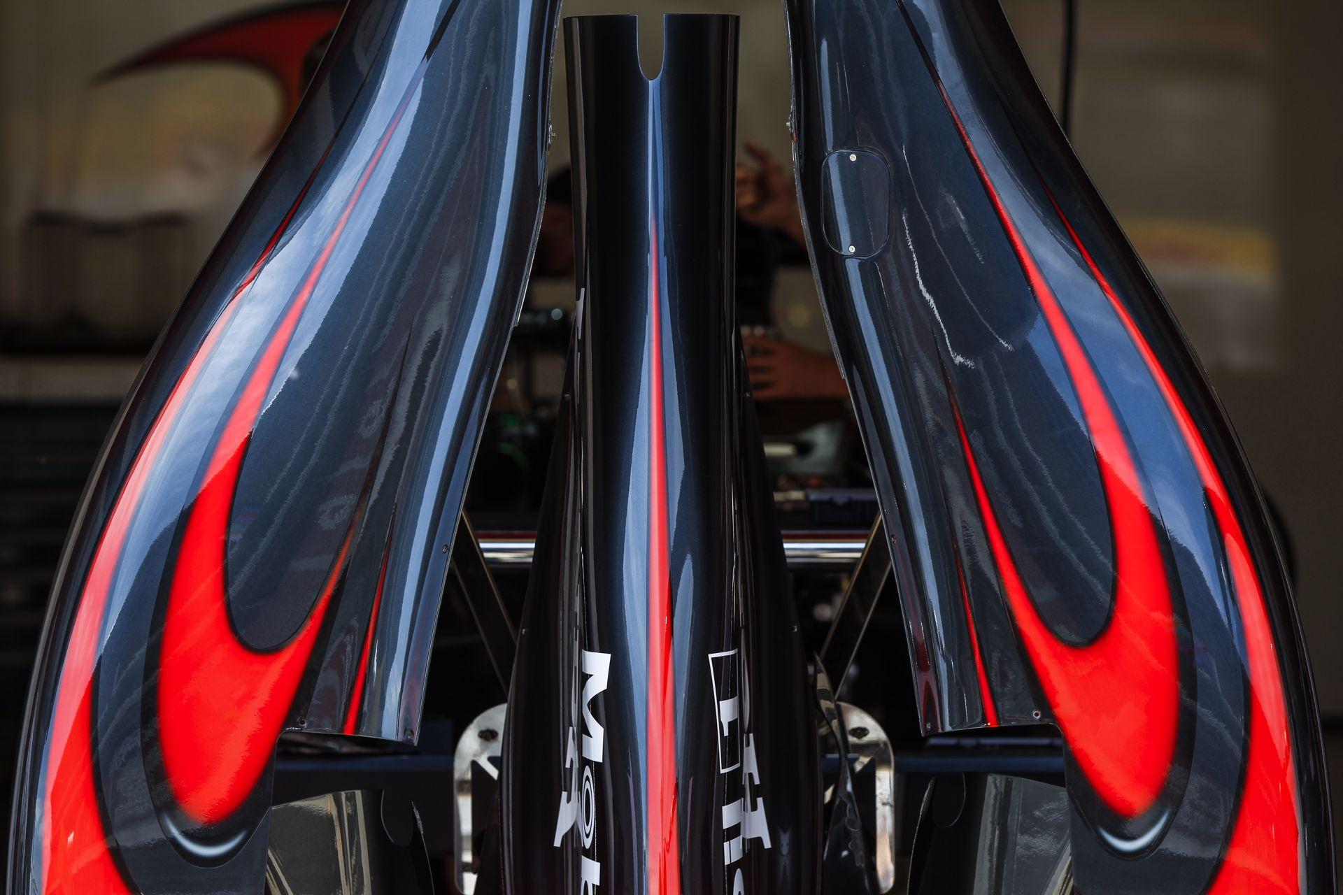 Alonso és Button is új Honda erőforrást kap a Magyar Nagydíjra!