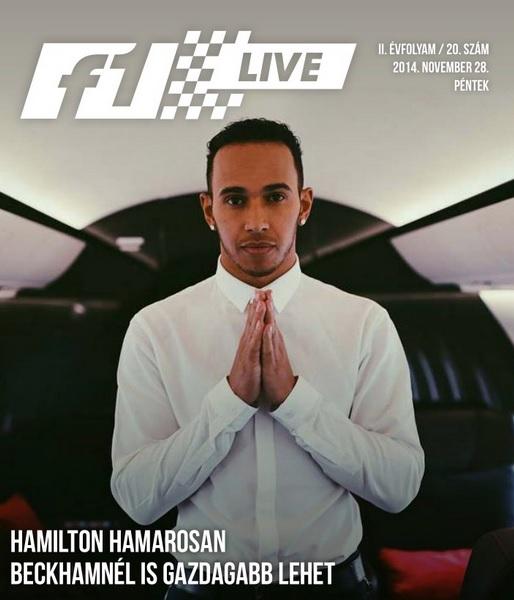 Táblamagazin: Lewis Hamilton minden szinten a csúcson lehet