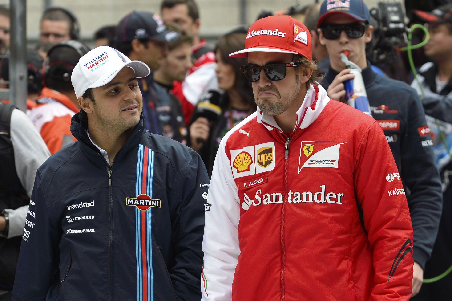 Massa szerint benne van, hogy Alonso elhagyja a Ferrarit