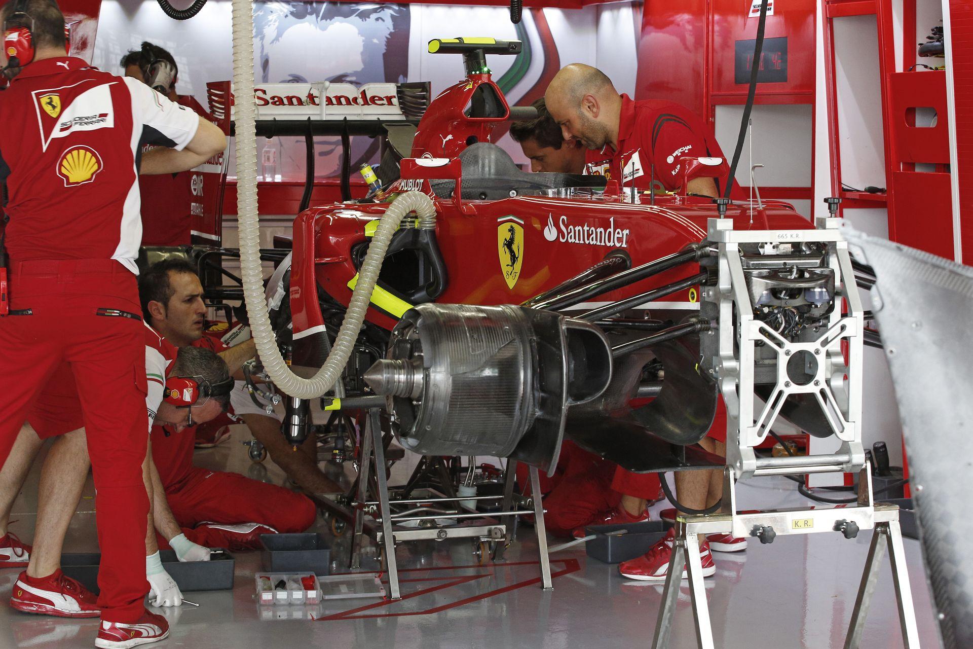 10 új mérnök csatlakozott a Ferrarihoz: Komoly erősítések technikai oldalon