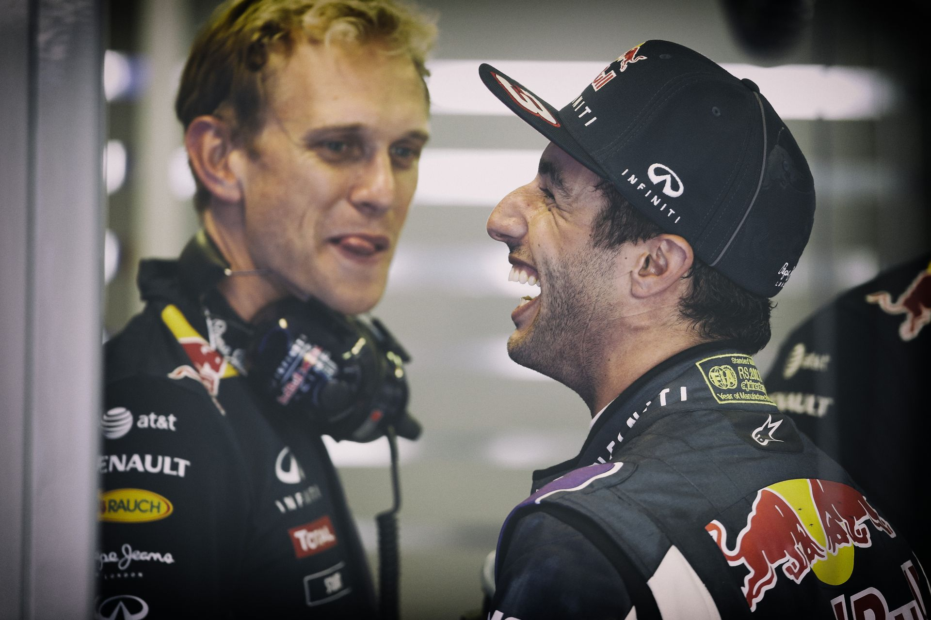 Ricciardo: Olyan jó lenne ott lenni a sajtótájékoztatón... azt hittem meglesz a P3!
