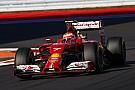 Raikkönen örülne Vettelnek a Ferrarinál, és a német sem bír már magával