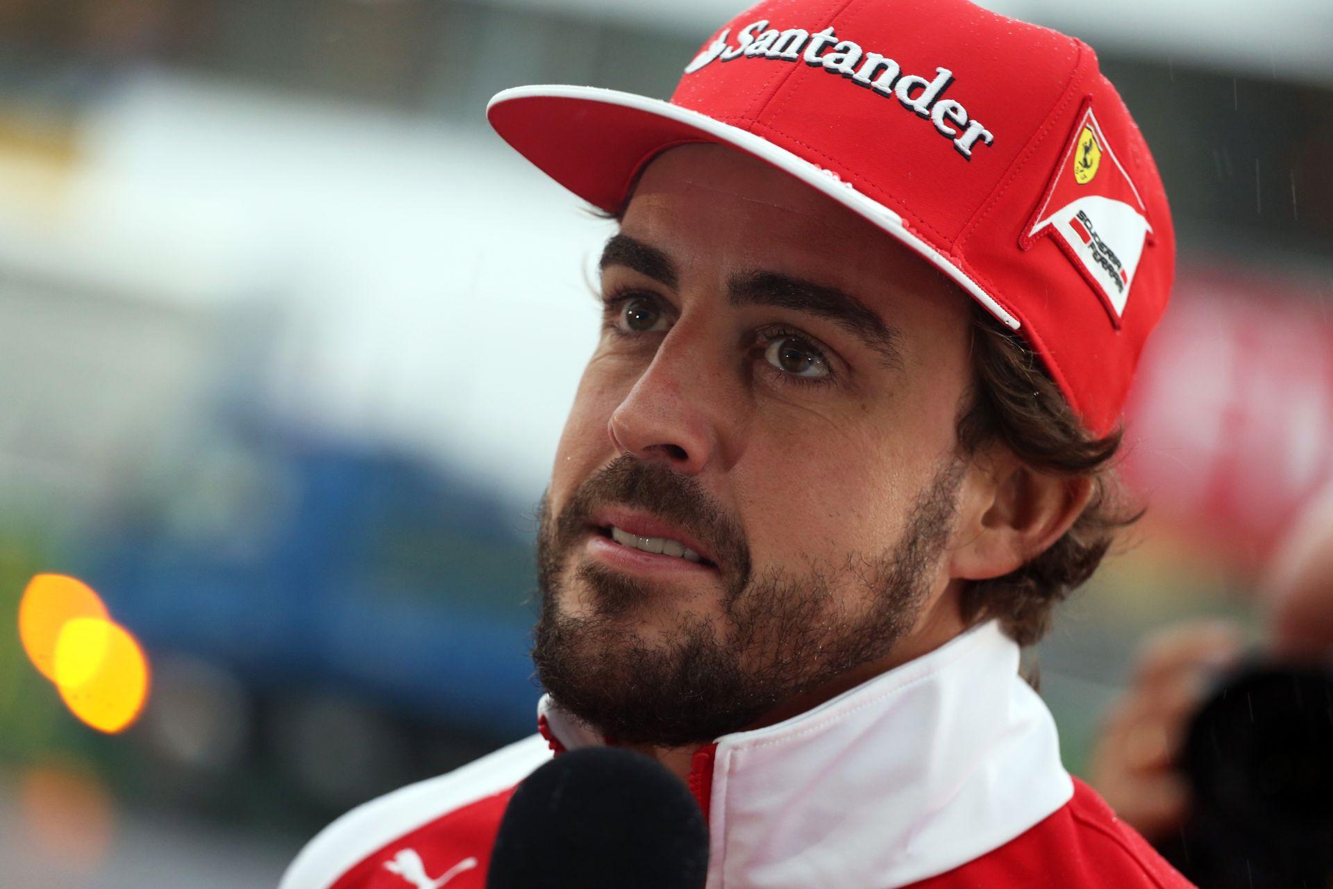 Egy újabb elképzelt festés: Alonso a McLaren-Honda volánja mögött