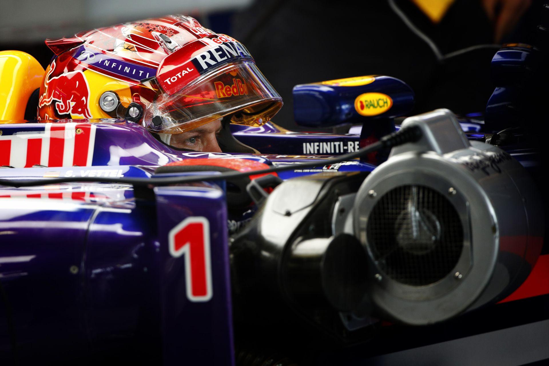 Berger: Vettel még a Ferrarival sem fog elszállni!