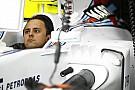 Williams: Massa egy hihetetlen versenyző!