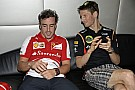 Grosjean: A Lotusszal jövőre még nem lehetek bajnok! Alonso mozgat mindent