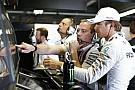 Honnan tudta a Mercedes, hogy melyik a rossz szett: Rosberg nem akar magyarázkodni