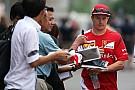 Raikkönen: Nem bántam meg, hogy visszatértem a Ferrarihoz!