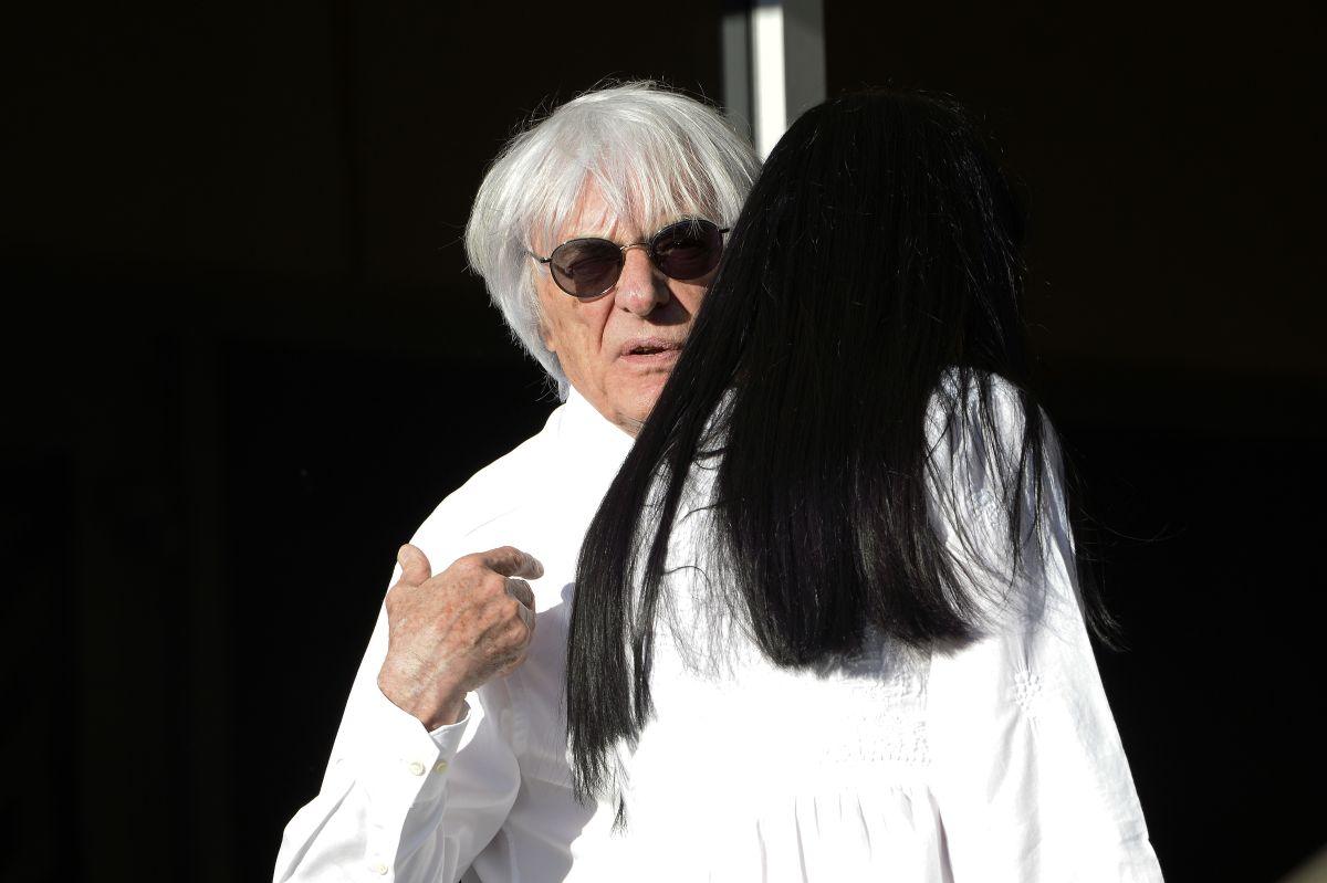 Lehet, egyszer Ecclestone is visszatér: Fabianát kérdezzék arról, hogy él-e még nemi életet