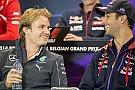 Rosberg szerint Ricciardo is komoly esélyese a bajnokságnak