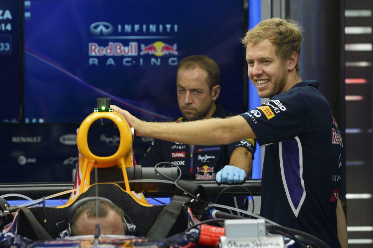 Vettel szerint nincs kisördög, aki megátkozza a szezon során: 1146 kilométeres hátrány