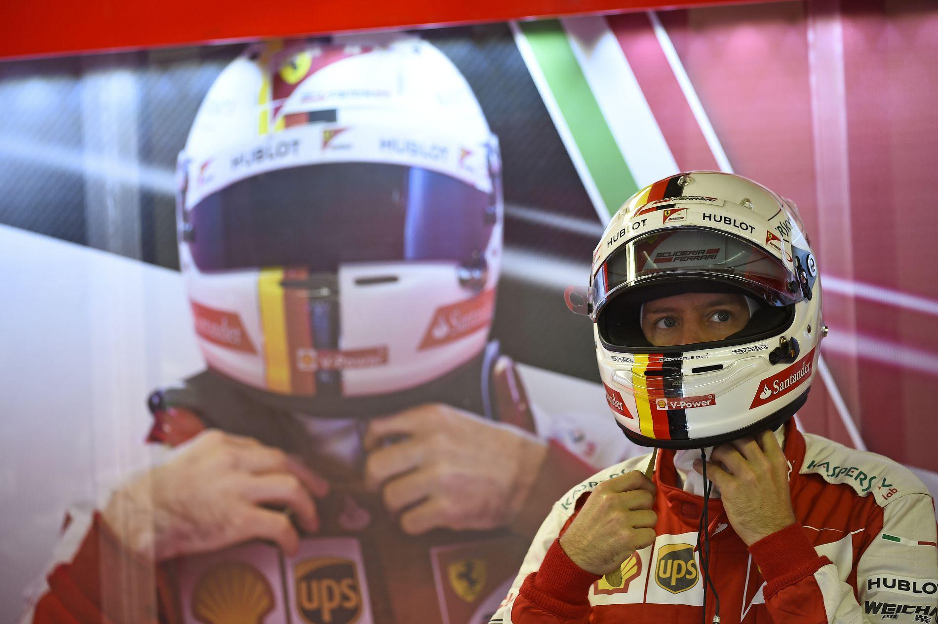 Vettel remek csapatot épít maga köré, tisztában van a képességeivel