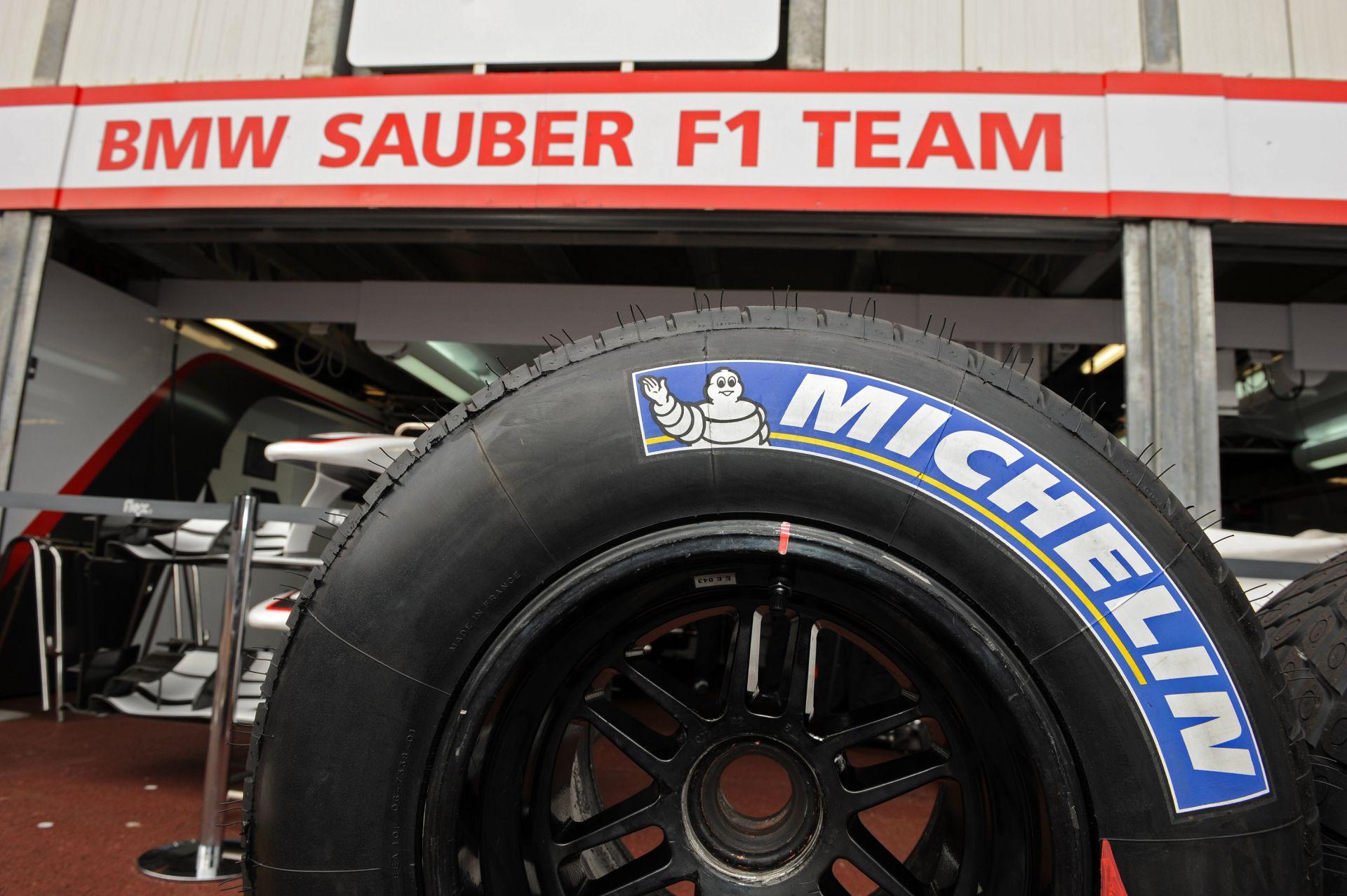 A Michelin 2017-től a Forma-1 abroncsbeszállítója lehet!