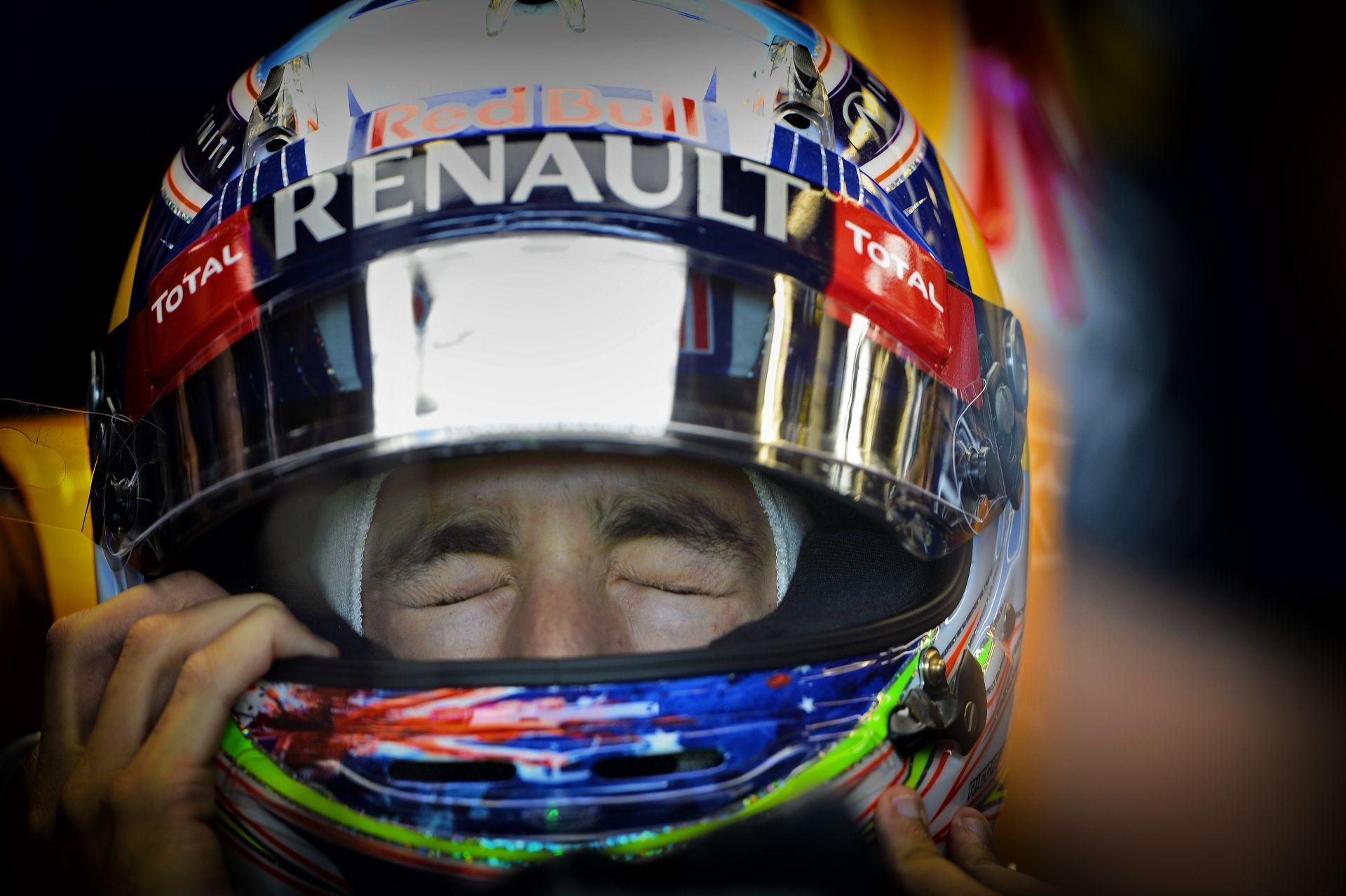 Ricciardo: Valószínűleg megkapjuk a 10 helyes rajtbüntetést…