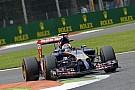 Videón a Toro Rosso újoncának nagy mentése Monzában: Fék nélkül
