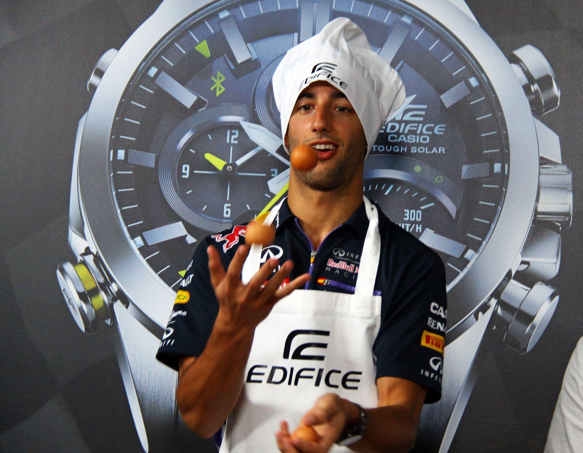 Ricciardo számára a Red Bull jelenti a mindent