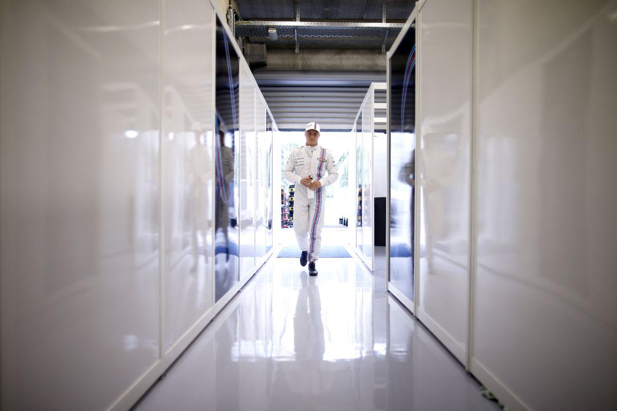 Bottas nem keresett más opciót: a Williams a legjobb választás 2015-re