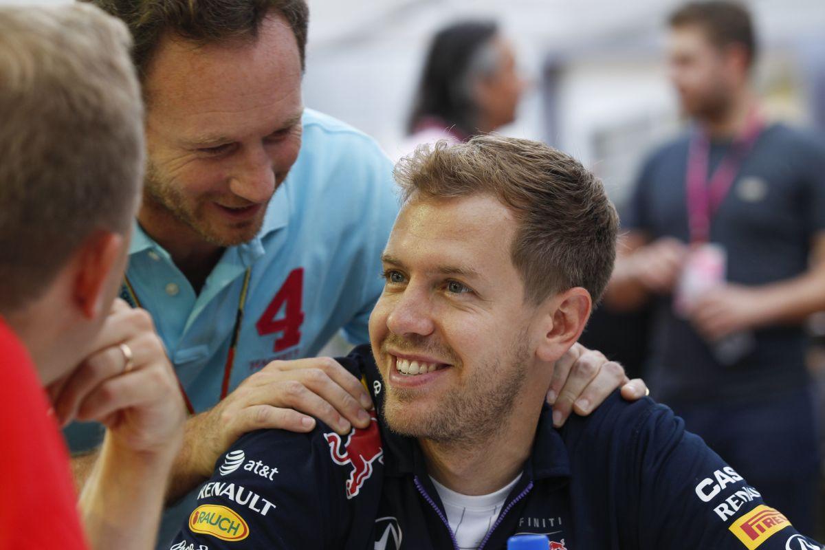 Gyerekes, hogy egyesek miről rádióztak - Vettel még idén nyerne, nem szereti, ha legyőzik
