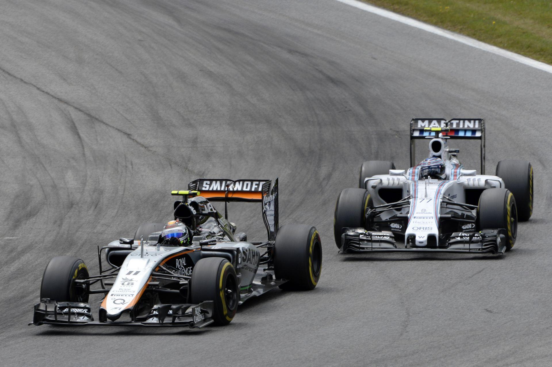 Kiderült, Massa miért volt gyorsabb Bottasnál Ausztriában