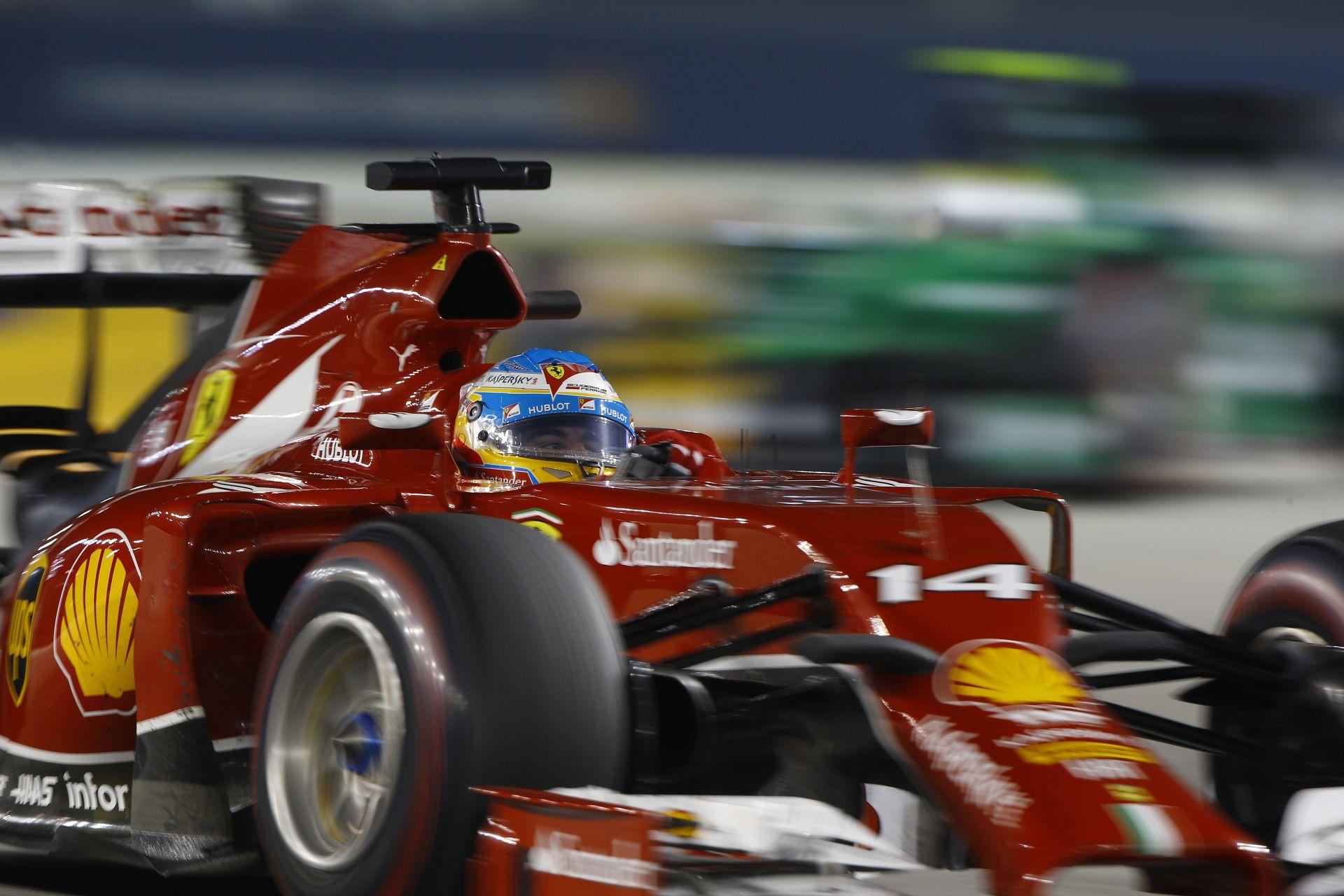 Élő F1-es műsorral jelentkezik az F1-live.hu! 18:00! ÉLŐBEN, MOST! Alonso menekül a Ferraritól? Ki kaphatja meg a helyét?