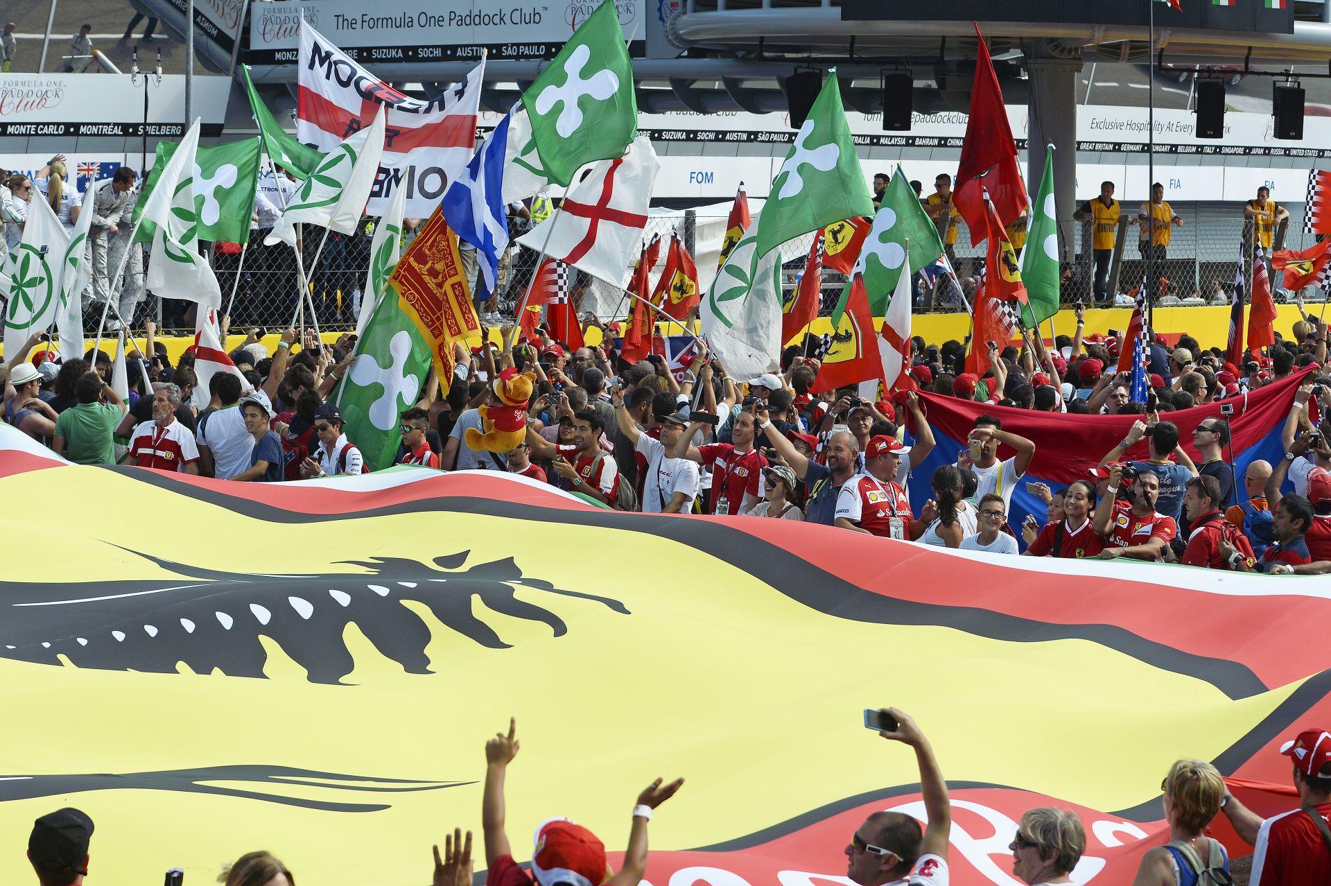 Nem lesz Olasz Nagydíj Monzában? Akkor a Ferrari kilép a Forma-1-ből!