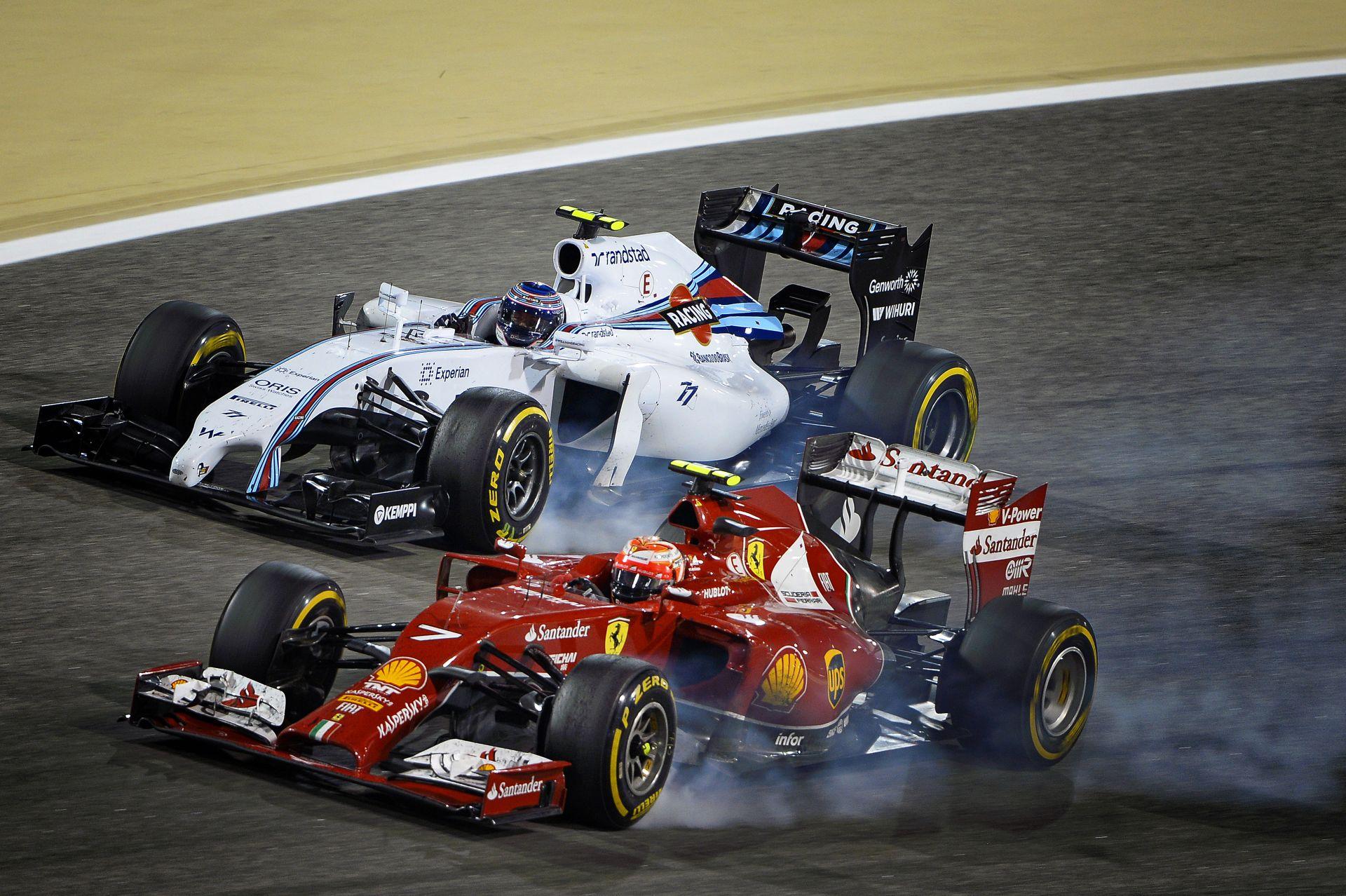 Williams: Nem a mi hibánk, hogy a Ferrari mögött vagyunk