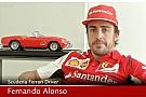 """Alonso egy igazi harcosnak tartja magát: Interjú a Ferrari spanyol """"ászával"""""""