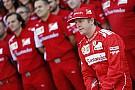 Raikkönen 2017-ig a Forma-1-ben marad a Ferrari versenyzőjeként?