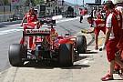 Szuper-lassítva a Ferrari bokszkiállása Barcelonából: 2.5 másodperc