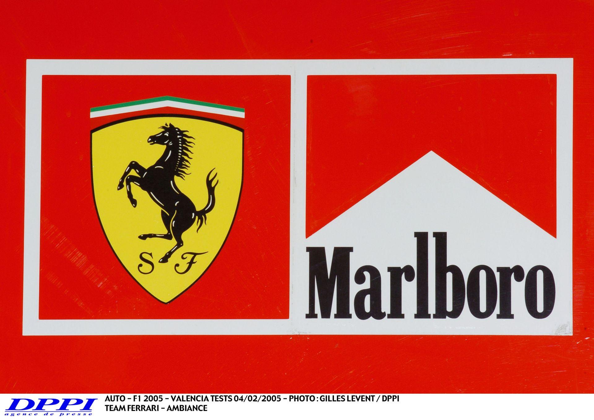A Marlboro továbbra is a Ferrari szponzora marad